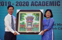 Đại học KHXH&NV TP Hồ Chí Minh cầnđổi mới giảng dạytheo hướng hiện đại