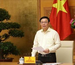 Phó Thủ tướng Vương Đình Huệ: Có thể kiểm soát CPI năm 2019 quanh mức 3,5%