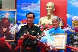 Người khắc họa Mẹ Việt Nam Anh hùng trở thành 'bất tử'