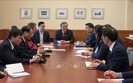 Việt Nam và Mỹ thúc đẩy hợp tác tư pháp