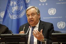 Tổng Thư ký LHQ kêu gọi tăng cường hỗ trợ các nước vùng Sahel