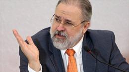 Thượng viện Brazil phê chuẩn bổ nhiệm Tổng chưởng lý mới