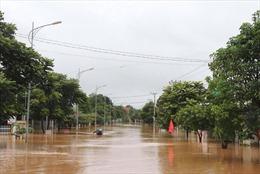 Cấp điện trở lại cho hơn 700 hộ dân ở Hướng Hóa bị ảnh hưởng bởi mưa lũ