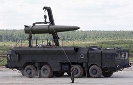 Nga bắn thử tên lửa Iskander