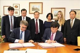Việt Nam và Italy tăng cường hợp tác phòng, chống tham nhũng
