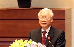 Tổng Bí thư, Chủ tịch nước Nguyễn Phú Trọng gửi thư chúc Tết Trung thu cho các cháu thiếu nhi