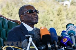 Cựu Tổng thống Zimbabwe Robert Mugabe qua đời