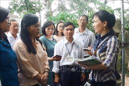 Bộ trưởng Bộ Y tế thị sát phòng, chống sốt xuất huyết tại Đồng Nai