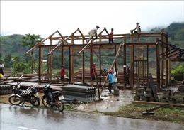 Chà Nưa – xã đầu tiên của huyện nghèo biên giới Nậm Pồ về đích nông thôn mới
