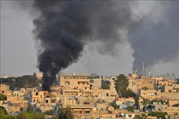 Lo ngại tàn quân IS lợi dụng tình hình Syria để trỗi dậy