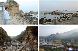 Hàn Quốc theo dõi động thái của Triều Tiên tại cảng biển gần khu nghỉ dưỡng Kumgang