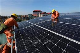 Giải quyết các yêu cầu bán điện từ các dự án điện mặt trời áp mái