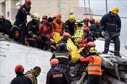 Động đất tại Albania: Số người thiệt mạng lên tới 49 người