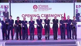 Hội nghị Bộ trưởng các nước ASEAN về phòng, chống tội phạm xuyên quốc gia