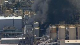 Nổ nhà máy hóa chất ở bang Texas