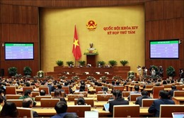 Nghị quyết về bổ sung kinh phí mua bù gạo dự trữ quốc gia và bố trí vốn các dự án quan trọng quốc gia
