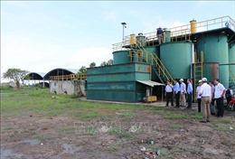 Tháo gỡ vướng mắc trong hoạt động của Nhà máy xử lý rác thải ở Cà Mau