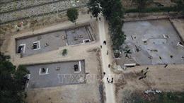 Bãi cọc gỗ được khai quật tại xã Liên Khê thuộc trận chiến Bạch Đằng lần thứ 3 - năm 1288