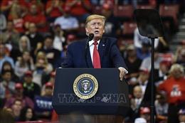 Tổng thống Donald Trump chỉ trích phiên điều trần luận tội của đảng Dân chủ