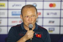 HLV Park Hang-seo muốn chấm dứt 'cơn khát HCV' SEA Games