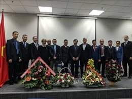 Đại hội Hội hữu nghị Ukraine - Việt Nam lần thứ VIII nhiệm kỳ 2020-2024