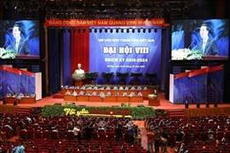Khai mạc Đại hội đại biểu toàn quốc lần thứ VIII Hội Liên hiệp Thanh niên Việt Nam