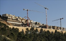 Phái viên LHQ nhấn mạnh các khu định cư Do Thái cản trở giải pháp hai nhà nước