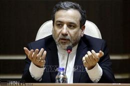 Iran xem xét đề xuất của EU về cuộc họp phi chính thức với Mỹ