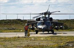 Chile xác định danh tính nạn nhân trong vụ rơi máy bay quân sự