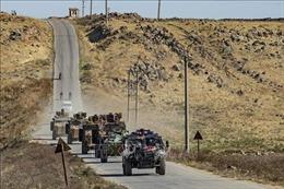 Thổ Nhĩ Kỳ - Nga tái khởi động tuần tra chung ở Tây Bắc Syria