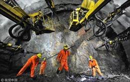 Sập đường hầm cao tốc ở Trung Quốc, ít nhất 6 người thiệt mạng