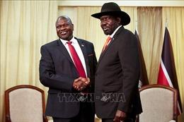 Tổng thống Nam Sudan và thủ lĩnh phe đối lập nhất trí thành lập chính phủ đoàn kết