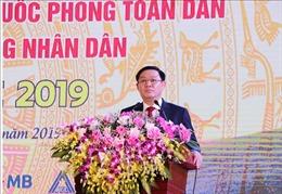 Triển lãm thành tựu xây dựng nền quốc phòng toàn dân và Hội chợ Việt Bắc 2019