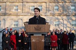 Lãnh đạo đảng Bảo thủ đối lập ở Canada tuyên bố từ chức