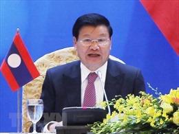 Thủ tướng Lào sẽ dự Kỳ họp lần thứ 42 Ủy ban liên Chính phủ Việt Nam - Lào tại Hà Nội
