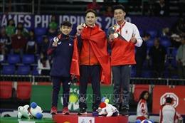 SEA Games 30: VĐV Đinh Phương Thành với chiến thắng vượt lên chính mình