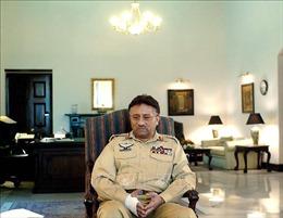 Toà Thượng thẩm tuyên hủy án tử hình đối với cựu Tổng thống Pervez Musharraf