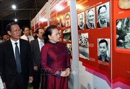Chủ tịch Quốc hội dự Lễ mít tinh Kỷ niệm 60 năm ngày Bến Tre đồng khởi