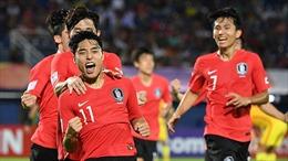 VCK U23 châu Á 2020: Hàn Quốc sớm đoạt vé, Trung Quốc sớm bị loại