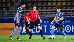 VCK U23 châu Á 2020: Cú sốc mang tên Nhật Bản