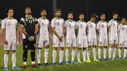 AFC cấm Iran tổ chức các trận bóng đá quốc tế