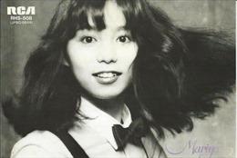 Mariya Takeuchi - ca sĩ nhiều tuổi nhất đứng đầu bảng xếp hạng đĩa đơn của Nhật Bản