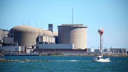 Canada: Sự cố tại nhà máy điện hạt nhân Pickering