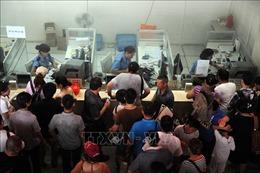 Trung Quốc tăng cường đảm bảo an toàn đường sắt trong dịp Tết Nguyên đán