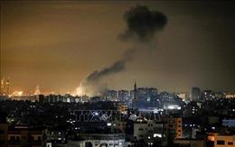 Rocket từ Gaza bắn vào miền Nam Israel