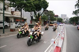 Hà Nội đảm bảo an toàn giao thông sau Tết