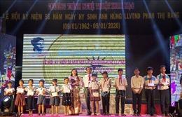Kỷ niệm 58 năm ngày hy sinh Anh hùng Lực lượng vũ trang nhân dân Phan Thị Ràng