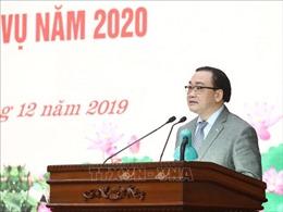 Đoàn đại biểu Quốc hội TP Hà Nội nâng cao hiệu quả hoạt động, đáp ứng kỳ vọng của cử tri