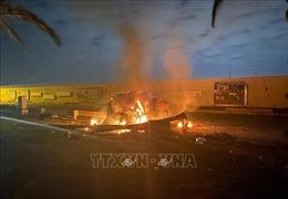 Mỹ tấn công sân bay quốc tế tại Iraq: Mồi lửa lan nhanh
