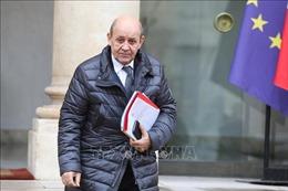Pháp nhấn mạnh giải pháp ngoại giao đối với hồ sơ hạt nhân Iran